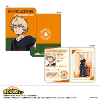 Mini Notebook - My Hero Academia / Bakugou Katsuki