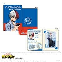 Mini Notebook - My Hero Academia / Todoroki Shouto