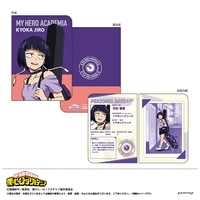 Mini Notebook - My Hero Academia / Jirou Kyouka