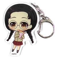 Trading Acrylic Key Chain - GIRLS-und-PANZER