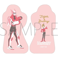 Die-cut Cushion - TIGER & BUNNY / Barnaby Brooks Jr.