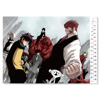 Calendar 2021 - Blood Blockade Battlefront