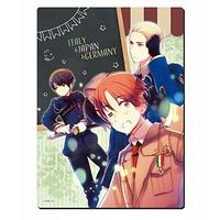 Mouse Pad - Hetalia / Germany & Italy & Japan
