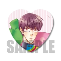 Heart Badge - Hidoku Shinaide