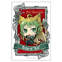 Trading Stickers - Fate/Apocrypha / Archer & Atalanta