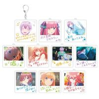 (Full Set) Trading Acrylic Key Chain - The Quintessential Quintuplets