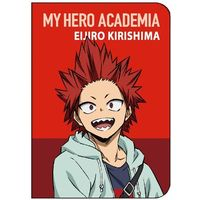 Mini Notebook - My Hero Academia / Kirishima Eijiro