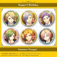 Badge - A3! / Summer Troupe