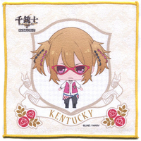 Hand Towel - Senjuushi : the thousand noble musketeers / Kentucky (Senjuushi)