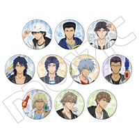 Trading Badge - Prince Of Tennis