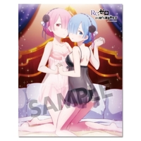 Multi Cloth - Re:ZERO / Rem & Ram