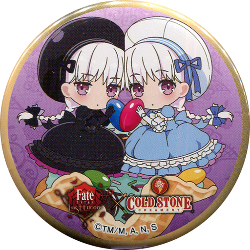 Trading Badge - Fate/EXTRA / Caster & Nursery Rhyme