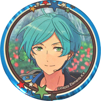 Trading Badge - Ensemble Stars! / Shinkai Kanata