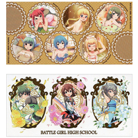 (Full Set) Multi Cloth - Battle Girl High School