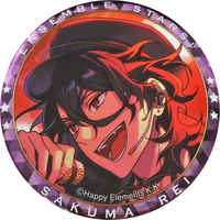 Trading Badge - Ensemble Stars! / Sakuma Rei
