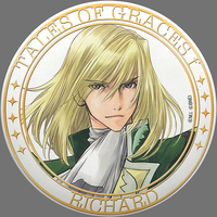 Badge - Tales Series / Richard (Graces)