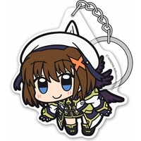 Tsumamare Key Chain - Magical Girl Lyrical Nanoha / Yagami Hayate