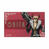 Card Stickers - Gintama / Okita Sougo