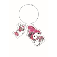 Acrylic Key Chain - Onegai My Melody