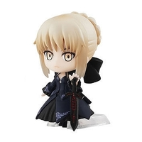Trading Figure - Fate/stay night / Sakura & Saber Alter