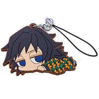 Rubber Strap - Daru~n - Demon Slayer / Tomioka Giyuu