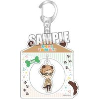 Acrylic Key Chain - Tama and Friends / Noda Gon