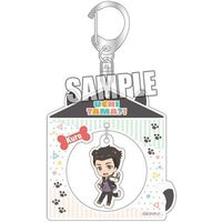 Acrylic Key Chain - Tama and Friends / Mikawa Kuro