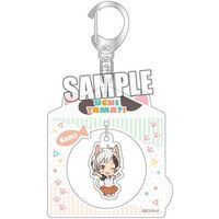 Acrylic Key Chain - Tama and Friends / Oketani Koma