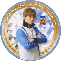 Coaster - Prince Of Tennis / Hiyoshi Wakashi