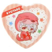 Heart Badge - Binan Koukou Chikyuu Boueibu HAPPY KISS! / Shuzenji Kyoutarou