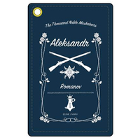 Commuter pass case - Senjuushi : the thousand noble musketeers / Aleksandr (Senjuushi)