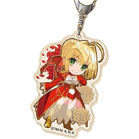 Acrylic Key Chain - Fate/EXTRA / Nero Claudius (Fate Series)