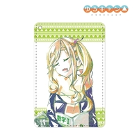 Commuter pass case - Ani-Art - Yuru Camp / Inuyama Aoi