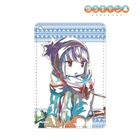 Commuter pass case - Ani-Art - Yuru Camp / Shima Rin