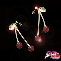 Earrings - Jojo no Kimyou na Bouken / Kakyouin Noriaki