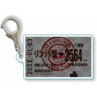Key Chain - Hataraku Saibou (Cells at Work!) / Killer T Cell