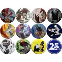 (Full Set) Trading Badge - Trigun