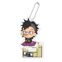 Acrylic Key Chain - Demon Slayer / Shinazugawa Genya