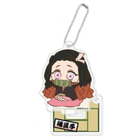 Acrylic Key Chain - Demon Slayer / Kamado Nezuko