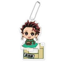 Acrylic Key Chain - Demon Slayer / Kamado Tanjirou