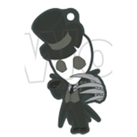 Rubber Strap - IdentityV / Jack