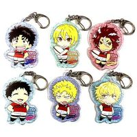 (Full Set) Trading Acrylic Key Chain - All Out!!