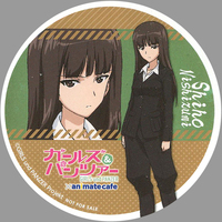 Coaster - GIRLS-und-PANZER