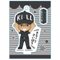 Acrylic stand - Hataraku Saibou (Cells at Work!) / Killer T Cell
