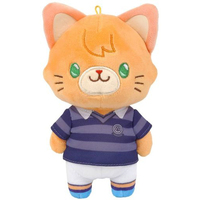 Plush Key Chain - withCAT - number24 / Yuzuki Natsusa