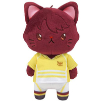 Plush Key Chain - withCAT - number24 / Hongou Kazutaka