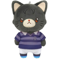 Plush Key Chain - withCAT - number24 / Jingyouji Seiichirou