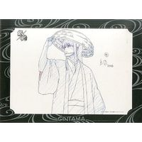 Original Drawing (Replica Illustration) - Illustration Sheet - Gintama / Katsura Kotarou