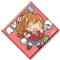 Trading Badge - IM@S: Cinderella Girls / Akane Hino