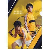 Plastic Folder - Prince Of Tennis / Yanagi Renzi & Kirihara & Rikkai University of Junior High School & Seishun Gakuen